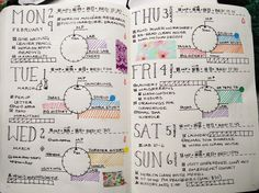 More experiments and progress in my bullet journal. Trying to think about what I want to accomplish this summer.