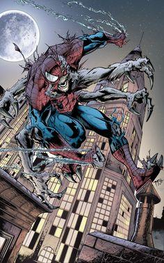 Man-Spider - Brian Skipper