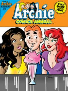 """Read """"Archie Comics Double Digest by Archie Superstars available from Rakuten Kobo. This month, digests go global! In the NEW LEAD STORY """"From India, with Love,"""" Archie's friend Raj needs help with a movi. Black Comics, Bd Comics, Double Digest, Archie Comics Riverdale, Riverdale Cw, Josie And The Pussycats, What Is Digital, Digital Art, Betty And Veronica"""