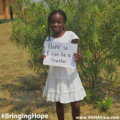 #BringingHope #vohafrica | https://vohafrica.com/bringinghope #africa #missions