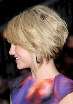 The more you look at bob hairstyles, the more you love them. It is not just about the fact to make you look better than any other haircut, but also the fact that you are able to change your look and still have that elegant illusion. To make your appearance completely amazing and adorable we have collected 5 Best Short Layered Bob Hairstyles. #hairstraightenerbeauty #ShortLayeredBobHairstyles #ShortLayeredBobHairstylesover50 #ShortLayeredBobHairstyleswithbangs #ShortLayeredBobHairstylesblackh
