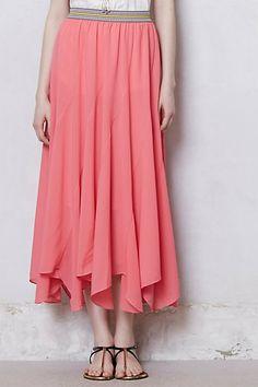 Colima Maxi Skirt #a