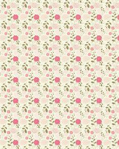 Download Dollhouse Wallpaper Patterns 02