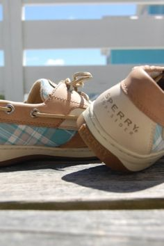 Repinned: Boat shoes for those summer days by the water!