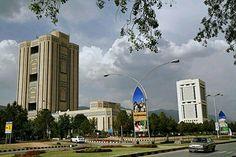 Islamabad the beautiful