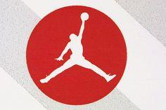 The Air Jordan logo