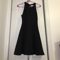 Sleek black dress Black dress Abercrombie and Fitch size Small Abercrombie & Fitch Dresses