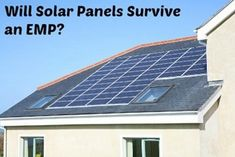 Will Solar Panels Survive an EMP? Solar Panels For Sale, Solar Power Panels, Best Solar Panels, Solar Power System, Renewable Energy, Solar Energy, Solar Panel Installation, Diy Solar, Alternative Energy