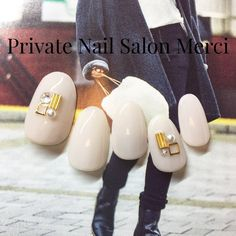 ネイルチップ - privatenailsalonmerciのネイルデザイン[No.2813517]|ネイルブック
