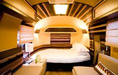 Awesome Airstream Decor Trends - Airstream Decor Nelson Mandela Bold Fabrics | Gallery | Glo