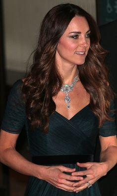 Mira el fabuloso joyero de la Duquesa de Cambridge - Foto 3