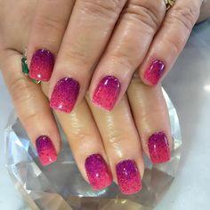 Sns nails-dipping nails