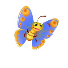 mariposa - clipart