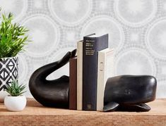 Home Decor - Home Decor Decorating Your Home, Interior Decorating, Beach Room, Different Tones, Bed & Bath, Decorative Accessories, Monochrome, Bookends, Whale