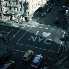 I LOVE NYC #NewYork