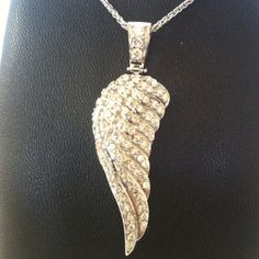 Custom made angel wing