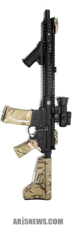 556 Tactical Evolution Rail promoted by AR15News.com