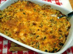 Gluten Free Broiled Marinated Zucchini Recipe #linguine #recipe