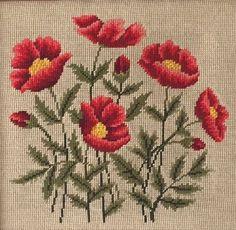 Cross Stitch Borders, Cross Stitch Flowers, Cross Stitch Patterns, Cross Stitch Embroidery, Hand Embroidery, Machine Embroidery, Stitch 2, Bargello, Crochet Doilies