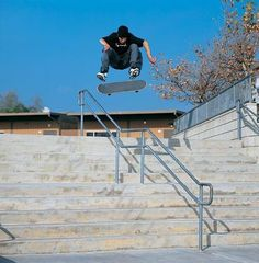Paul Rodriguez high