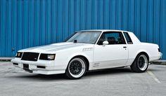 1986 Buick T-Type