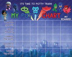 Billedresultat for pj mask reward chart Potty Training Humor, Potty Training Girls, Training Tips, Elmo Potty, Finance Blog, Pj Mask, Parenting Books, Punch, Masks