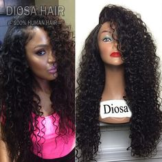 Cheap wig with baby hair, Buy Quality human hair wigs directly from China full lace wig Suppliers: Glueless Full Lace Human Hair Wig For Black Women Peruvian Virgin Hair Full Lace Wigs Kinky Curly Lace Front Wigs With Baby Hair Curly Full Lace Wig, Full Lace Front Wigs, Synthetic Lace Front Wigs, Curly Wigs, Deep Curly, Front Lace, Long Curly, Synthetic Wigs, Human Hair Lace Wigs