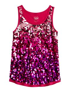 Get a pink tank top Glue the whole shirt Diffrent shades of pink I think it will look way cuter then this one