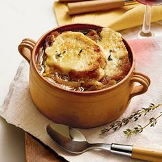 Slow Cooker French Onion Soup Recipe | MyRecipes Mobile