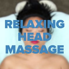 The Most Relaxing Partner Head Massage #calm #massage #partner #howto