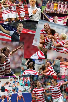 Go to a USWNT game.     I can happily say that I have already scratched this one off the list. Twice :)
