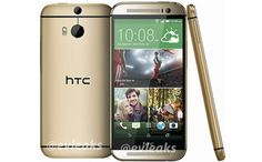 The All New HTC One is posing for the camera in a new leak