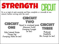 Explaining the Silence + New Circuit Workout!