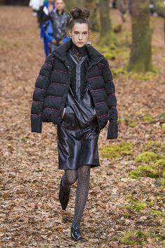 Chanel, Autunno/Inverno 2018, Parigi, Womenswear