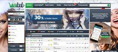 Viabet - Viabet sitesi 2016 yılında Türkiye pazarında spor bahisleri, casino, canlı casino, poker ve sanal oyun alanlarında hizmet veren bir site olarak hizmet vermeye başlamıştır. Viabet'e göz attığımızda lisans ile ilgili bilgi yer almamaktadır. Bu da Viabet hakkında olumlu görüş sunmamızı engelle... - http://betmag.net/viabet/