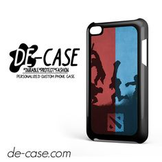 DOTA 2 For Ipod 4 Ipod Touch 4 Case Phone Case Gift Present YO