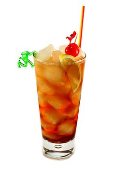 How to make Long Island Iced Tea - delicious recipe and drink for summery warm days