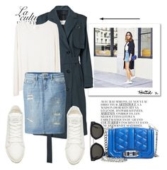 """Street Style - Chic In The City"" by hattie4palmerstone ❤ liked on Polyvore featuring By Zoé, By Malene Birger, La Garçonne Moderne, Uniqlo, Marc by Marc Jacobs, Rebecca Minkoff and CÉLINE"
