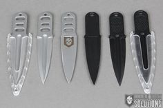 The new ITS Lapel Dagger is modeled after the OSS (Office of Strategic Services) lapel or thumb dagger, with a few modern upgrades. The original cloak & dagger tools were clandestinely carried for a few different reasons. From being used by spies to break contact during a search, to having a surreptitiously accessible weapon in an emergency. http://itstac.tc/1nKwU3Q