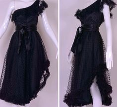 Classic mysterious dress