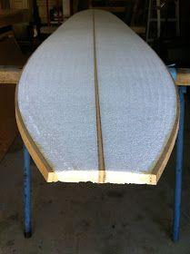 Surfboard Craft, Surfboard Shapes, Wooden Surfboard, Boat Projects, Wooden Projects, Boat Crafts, Custom Surfboards, Surf Design, Diy Boat