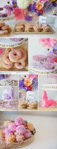 Unicorn party//future baby shower