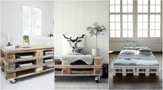 Collage Creative Ideas With Pallets