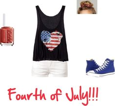 """""""Fourth of July Outfit!"""" by pally379 on Polyvore"""