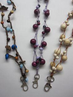 #DIY #keyholder #necklace