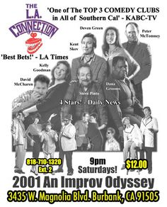 About The LA Connection Comedy Club