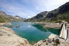 Le Lac Cottepens et le Refuge des Sept Laux - Lacs des 7 Laux Belledonne - Blog Voyage Trace Ta Route