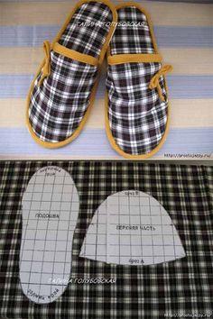 DIY einteilige Stoff Quilt Tasche Free Sewing Pattern + Video in 2020 Sewing Hacks, Sewing Tutorials, Sewing Crafts, Sewing Patterns, Fashion Sewing, Diy Fashion, Trendy Fashion, Moda Fashion, Sewing Slippers
