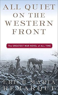 The Most Loved and Hated Novel About WW I - An international bestseller, Erich Maria Remarque's All Quiet on the Western Front was banned & burned in Nazi Germany. First serialized in 1928 in the German newspaper Vossische Zeitunghe, the book was published on Jan 31, 1929, & instantly became a literary juggernaut. In Germany, the initial print run sold out on release day, and some 20,000 copies moved off the shelves in the first few weeks on its way to more than a million books sold...