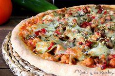 Empanadas, Quiche, Breakfast, Food, Play Dough Homemade, Italian Cooking, Tomato Sauce, Pizza, Homemade